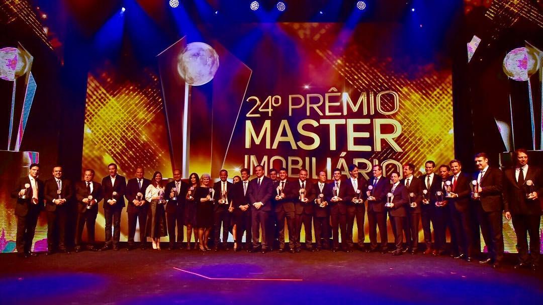 Espetáculo inspirador marcou a noite de festa do Prêmio Master Imobiliário 2018. Saiba mais!