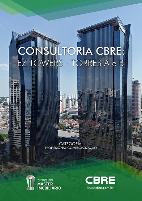 Consultoria CBRE: EZ Towers - Torres A e B