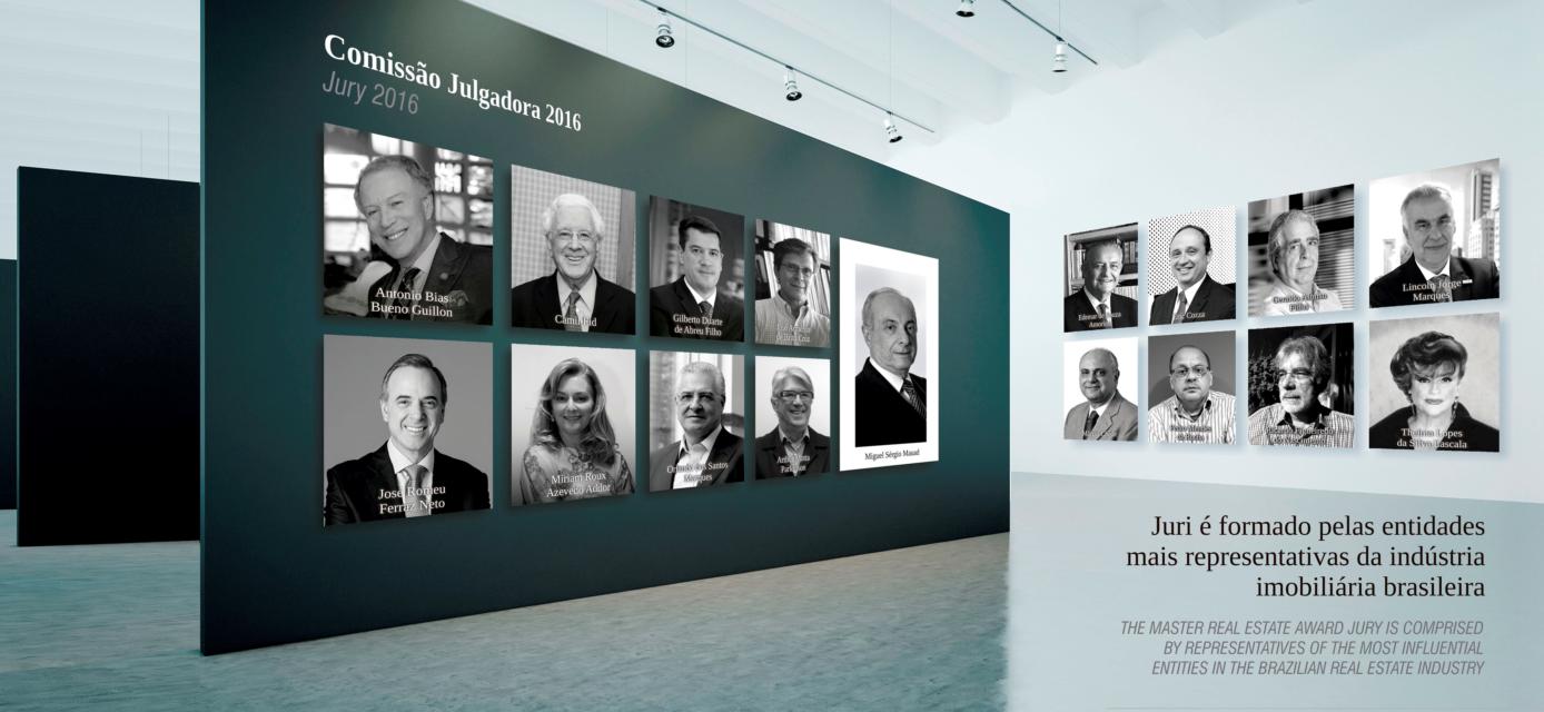 Juri usa de precisão cirúrgica para escolha dos 18 vencedores do Prêmio Master 2016