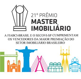 Prêmio Master Imobiliário 2015 - Conheça os vencedores do maior prêmio do mercado imobiliário nacional!